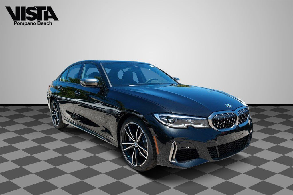 New 2020 BMW 3 Series 340i xDrive