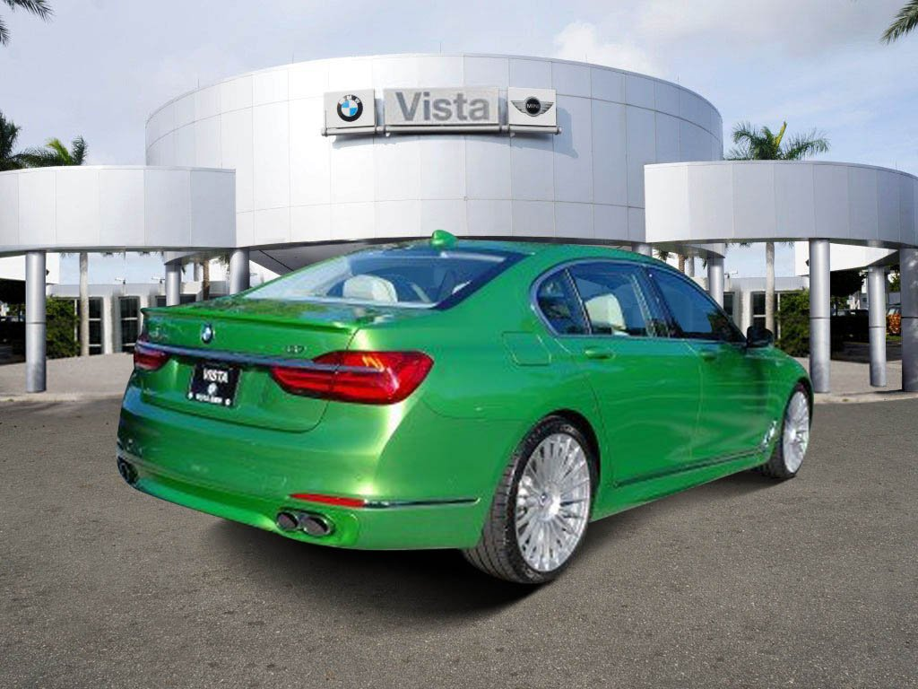 New 2018 Bmw 7 Series Alpina B7 Xdrive 4d Sedan In Pompano Beach