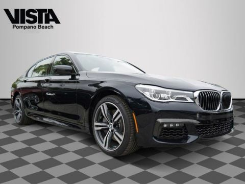 New 2019 BMW 7 Series 750i
