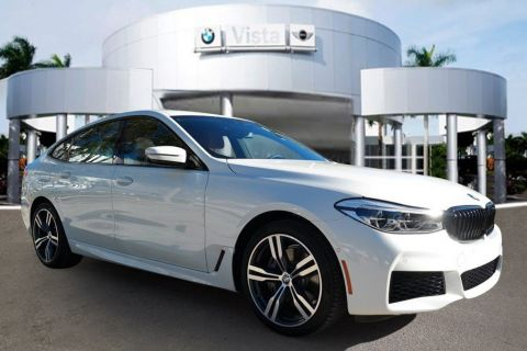 New 2019 BMW 6 Series 640 Gran Turismo i xDrive